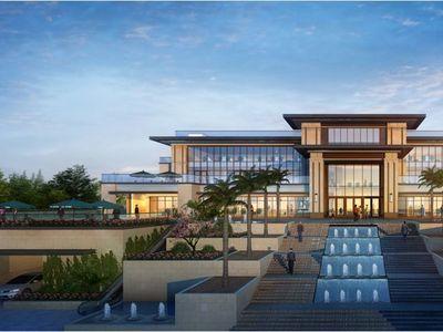 出售中庚 香山小镇毛坯前排3室2厅2卫122平米96万住宅