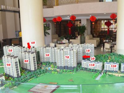 出售日出香山3室2厅2卫113平米70万住宅