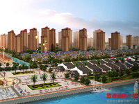 出售滨海新城高层东向大面积毛坯房