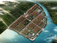 滨海新城 刚需小2房 方正户型 免税房 集优点与一身