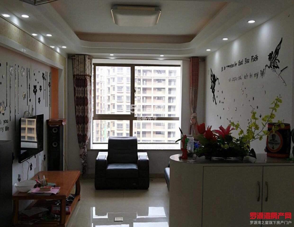 滨海新城精装单身公寓,首次出租。