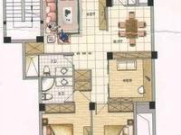 出售罗源龙瀚闽星佳园电梯六层3室2厅2卫130平米92万