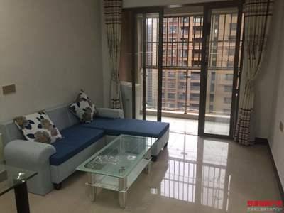 全新装修未入住 一样风格 82平米两房1400出租 单身公寓 1000出租