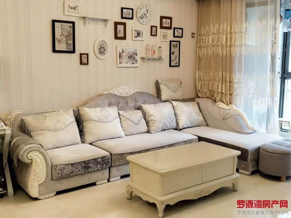 出售罗源湾滨海新城3室2厅1卫105平米63万住宅