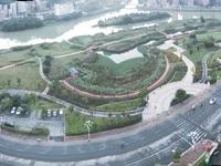 香缇半岛旁边就是湿地公园毛坯房123平售价105万各税