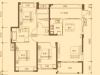 出售罗源湾滨海新城3室2厅2卫128平米65万住宅