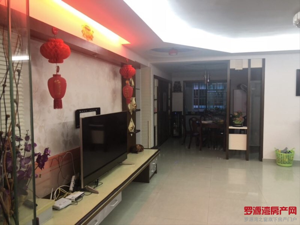 九大中心地段青禾家园4室2厅2卫159平米92万住宅
