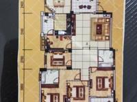 出售盛世名城5室2厅2卫164.73平米82万住宅