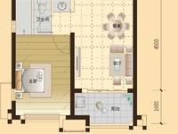 滨海19区学区房单身公寓完美户型