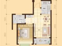 13区53平米单身公寓、极简风尚小户型、特价23万