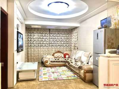 盛世名城精装3房仅65万 格局好采光好 户型方正