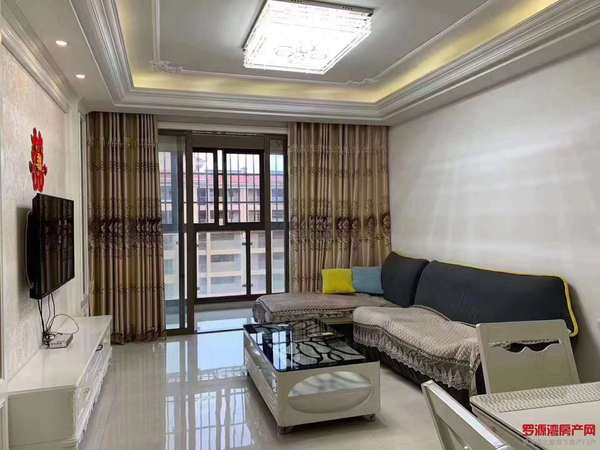 滨海新城房东换房7区高层婚房精装3房家电全送仅售58万