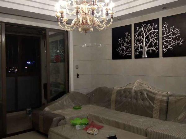 滨海1区精品装修 大户型三房两卫 交通便利 看房联系:17759876789