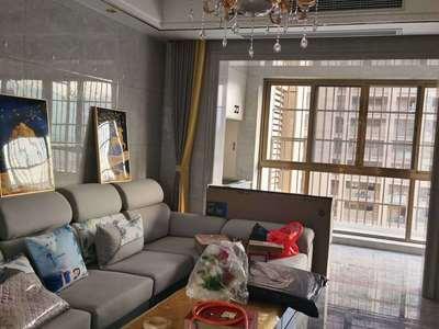 滨海三房两卫 全新装修 拎包入住 看房:17759876789