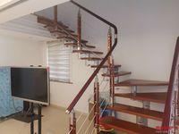 东方新城顶层复式,使用面积大,带露台