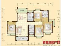 业主诚意出售4房2厅2卫细节完美 黄金地段 一线看公园 居家首选 价格实惠