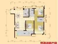 业主急售甩卖 3房2厅细节完美 出门就是学习校 合适就秒 7米大阳台 视野通透