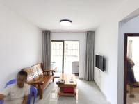 罗泉苑温馨两房出租 设备齐 月租仅1300