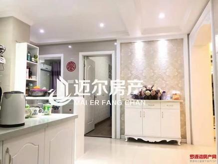永辉超市旁 划片三中 精装两房 基本未住 家具齐全 拎包入住