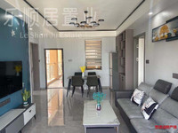 罗瑞苑 80平端头高层 采光佳 现代简约风 家具齐全 拎包入住 学府房