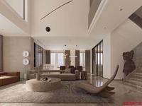 中庚高层复式楼使用面积240平,赠送3个露台,超长阳台,满意再谈价