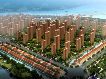 罗源湾滨海新城