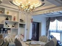 罗富苑128平高层东头精装房全海景85万,有意私