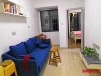 出租罗马景福城包物业2室1厅1卫60平米1400元/月住宅