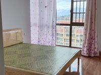 房东直租,免中介费! 出租滨海新城3室2厅2卫1厨房 家电全新