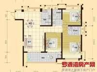 捡漏通知,滨海新城113平方,3室2卫,视野无遮挡,仅售50万,还送车位一个,