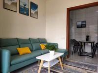 3区63平高层单身公寓全新简约时尚装修拎包入住仅售30万