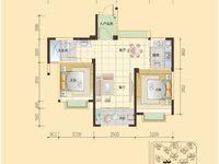 10区 南北通透2室2厅1卫8平米35万住宅