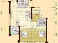 高层78平小三房,仅售32万,单价4100