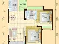 学府社区,中层标准2房,一口价32万 首付6万全包 月供1523