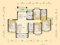 出售罗豪苑 11区 3室2厅2卫164平米72万住宅