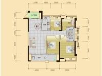 出售罗泉苑 18区 4室2厅2卫122平米50万住宅送车位亏本甩不带车位48万