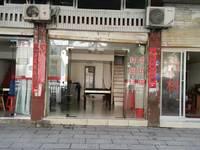 出售凤南西路交警大队旁22平米35万商铺