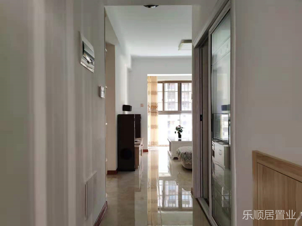 罗嘉苑精装单身公寓仅售36万 看房有锁随时可约