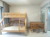 单身公寓改两房1100包物业